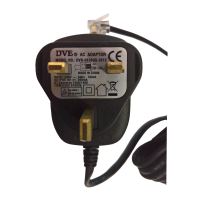 BT Corded Phone Power Supply Item Code 015836